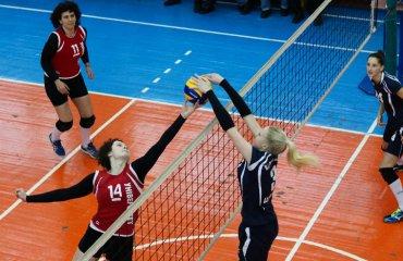 """Вища ліга (жінки). """"Фінал чотирьох"""". 1-й тур. Екзамен з чотирма невідомими женский волейбол, жіночий волейбол, фінал чотирьох вища ліга україни 2017\18, анонс матчів"""