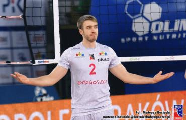 Польський волейболист Якуб Ронка заявив, що придбав допінг без відома клубу мужской волейбол, чоловічий волейбол, польський волейболіст якуб ронка, допінг, скандал, чемпіонат польщі, плюс-ліга, бидгощ, заборонений препарат