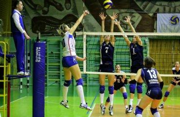 Результати матчів ІІ етапу жіночої Суперліги України 2017\18 женский волейбол, жіночий волейбол, розклад результати трансляції відео матчів, суперліга україни, чемпіонат україни, 1-4 місце, 5-8 місце, місце проведення