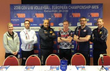 Чемпіонат Європи. Юнаки (U-18). Наша мета - наступний етап! мужской волейбол, чоловічий волейбол, чемпіонат україни ю18, юнаки, збірна україни інтервью сергій скрипка