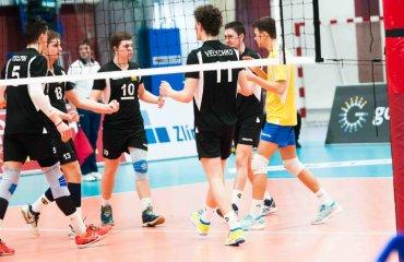 Збірна України U-18 перемогла господарів чемпіонату Європи-2018 мужской волейбол, чоловічий волейбол, чемпіонат європи ю18, словаччина, перша перемога, збірна україни, сергій скрипка