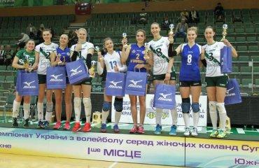 Кращі гравці жіночої Суперліги України 2017\18 женский волейбол, жіночий волейбол, кращі гравці 2017\18, нагорди