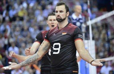 Грозер может продолжить карьеру в Бразилии мужской волейбол, георг грозер, сада крузейро, белогорье белгород, немецкий диагональный, трансфер