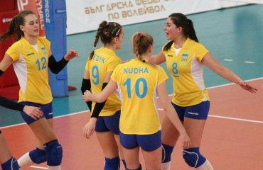 ЧЄ-2018. Дівчата (U-17). Чемпіонкам Європи конкуренції не склали женский волейбол, жіночий волейбол, чемпіонат європи 2018, збірна україни ю17, дівчата, поразка від італії
