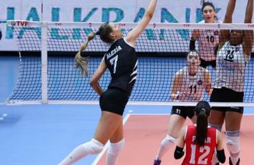 Українська нападниця Олеся Рихлюк залишається у Туреччині женский волейбол, жіночий волейбол, олеся рихлюк. туреччина, бешикташ, контракт, трансфер