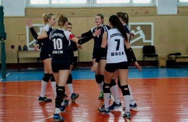 """Суперліга (жінки). Перехідні матчі. """"Педуніверситет-ШВСМ"""" відновлює інтригу женский волейбол, жіночий волейбол, педуніверситет-швсм чернігів, сєвєродончанка, суперліга україни вища ліга україни перехідні матчі, результати"""