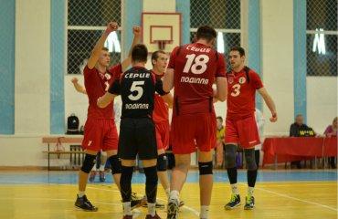 Доля бронзових нагород вирішиться у Хмельницькому мужской волейбол, чоловічий волейбол, суперліга україни, серце поділля вінниця, новатор хмельницький, матч за третє місце