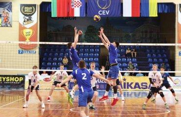 Молодіжна збірна України U-20 не змогла завоювати путівку на ЧЄ-2018 мужской волейбол, чоловічий волейбол, чемпоінат європи ю20, відбір, молоджіна збірна україни