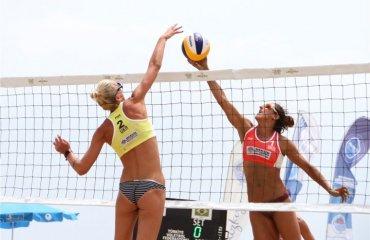 Давідова та Щіпкова посіли п'яту сходинку Світового туру в Туреччині пляжний волейбол, світовий тур, мерсін, валентина давіжова євгенія щіпкова, результати матчів, туреччина, п'ята сходинка, 360 очок, фото матчів, бразилія