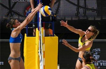 Українські пляжники не змогли пробитися до основної сітки Світового туру у Швейцарії пляжний волейбол, українські пляжники, люцерн швейцарія, світовий тур-2018, результати матчів, програли кваліфікація