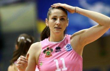 Доигровщица Кошелева продолжит карьеру в Бразилии женский волейбол, татьяна кошелева, бразилия, турция, галатасарай, доигровщица, трансфер