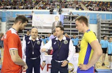 Золота ліга-2018. Фото матчу Туреччина - Україна чоловічий волейбол, золота ліга-2018, фото матчу, туреччина-україна
