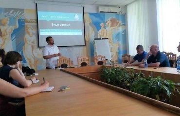Електронний протокол – найкращий помічник тренеру! волейбол україни, дмитро марюхніч, інтервью, електронний протокол