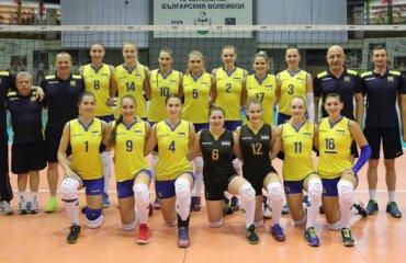 Жіноча збірна України поступилася Болгарії у другому матчі Золотої ліги-2018 жіночий волейбол, золота ліга-2018, фото матчу, болгарія-україна, результати, відео, статистика матчу