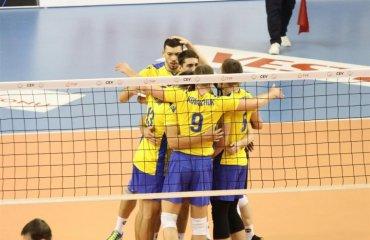 Українці здобули першу перемогу у Золотій лізі-2018 чоловічий волейбол, золота ліга-2018, україна-словенія, перемога, результати, огляд матчу, відео статистика матчу