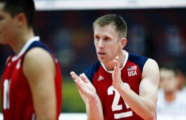 """Капітан збірної США поповнив склад """"Ресовії"""" чоловічий волейбол, ресовія, польша, сша, капітан збірної, девід сміт, трасфер"""