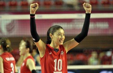 Ким Йон-Кунг возвращается в Турцию женский волейбол, ким йон-кунг, южная корея, турция, экзачибаши трансфер
