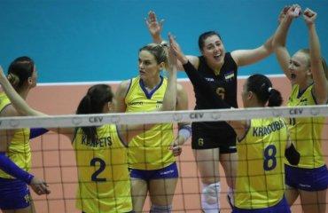 Жіноча збірна України проведе матч проти Португалії жіночий волейбол, золота ліга-2018, португалія-україна, анонс матчу
