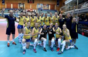 Жіноча збірна України перемогла Португалію у матчі Золотої ліги-2018 жіночий волейбол, золота ліга-2018, фото матчу, португалія-україна, результати, статистика матчу, огляд матчу