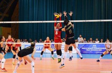 """""""Золота євроліга"""" (жінки). Пограли на нервах... і перемогли! жіночий волейбол, золота ліга-2018, україна - португалія"""