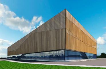 Державою виділені кошти на будівництво шести Палаців спорту