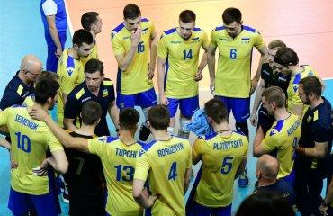Збірна України завершила свій виступ у Золотій євролізі-2018 чоловічий та жіночий волейбол, збірна україни, золота ліга