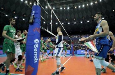 Мусэрский тащит Россию, Россини тащит в защите мужской волейбол, лига наций, итоги третье недели, результаты матчей, обзор лиги наций