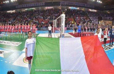 В чемпионате Италии разрешено использовать игровые номера от 1 до 99 мужской волейбол, серия а1, чемпионат италии, новые правила