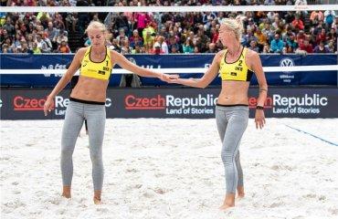 Стали відомі суперники українок на чемпіонаті Європи-2018 пляжний волейбол, чемпіонат європи-2018, валентина давідова та євгенія щіпкова, жеребкування груповий етап, суперники