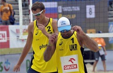 Українці не змогли потрапити до основної сітки Світового туру у Варшаві пляжний волейбол, сергій попов, ємельячик, давідова щипкова, махно, результати, світовий тур варшава