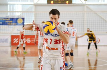 Украинский доигровщик Шоркин продлил контракт с минским клубом мужской волейбол, строитель, дмитрий шоркин, беларусь, трансфер