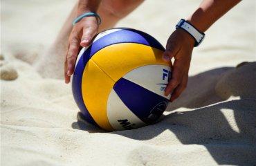 Журавель та Христов стали переможцями Енерджі Оупен-2018 пляжний волейбол, чемпіонат україни-2018, кременчук, христов журавель