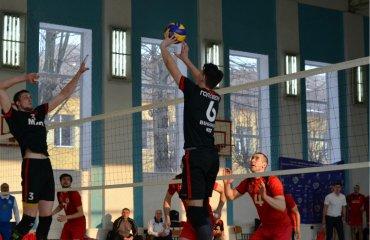 Зв'язуючий молодіжної збірної України став новачком львівського клубу чоловічий волейбол, барком-кажани, олексій головень, барокм-кажани, львів, харків локомотив, мхп-вінниця