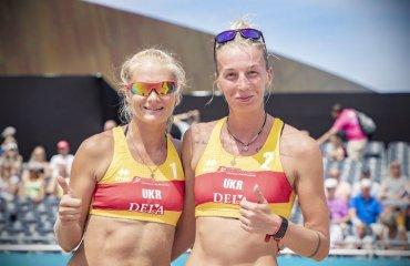 Українки Давідова\Щипкова вийшли в плей-офф чемпіонату Європи-2018! пляжний волейбол, валентина давідова євгенія щипкова, чемпіонат європи-2018, нідерланди, плей-офф