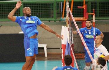 """Блокуючий Сімон став новачком """"Лубе Чівітанова"""" чоловічий волейбол. робертланді сімон, італія серія а1, лубе чівітанова"""