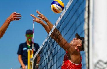 Павлюк та Свірідов вийшли в плей-офф чемпіонату Європи U-22 пляжний волейбол, чемпіонат європи-2018, ю22, павлюк свірідов шумейко чередніченко