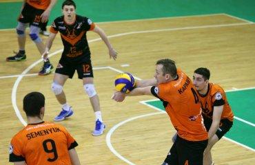 Украинский доигровщик Капаев продолжит карьеру в Польше мужской волейбол, евгений капаев, украинский доигровщик, барокм локомотив, трансфер