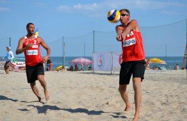 Бабіч та Іойшер перемогли на чемпіонаті України 4* в Одесі пляжний волейбол, чемпіонат україни 2018, бабіч іойшер, павлюк свірідов, результати