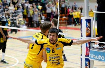 Украинский связующий Долгополов пополнил состав чешского клуба мужской волейбол, украинский связующий дмитрий долгополов, чехия, трансфер