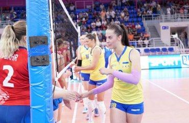 Жіноча збірна України перемогла у стартовому матчі кваліфікації ЧЄ-2019 жіночий волейбол, жіноча збірна україни, норвегія, кваліфікація чеміпонат європи-2019, результати відео фото статистика матчу