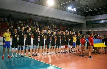 Збірна України перемогла македонців у кваліфікаційному матчі ЧЄ-2019 чоловічий волейбол, чемпіонат європи-2019, македонія - україна, фото результати відео матчу