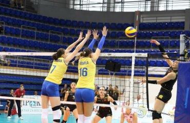 Україна - Греція. Анонс матчу жіночий волейбол, чемпіонат європи-2019, кваліфікація, україна - греція анонс матчу