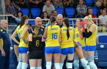 Жіноча збірна України поступилася гречанкам у кваліфікаційному матчі ЧЄ-2019 жіночий волейбол, чемпінат європи-2019, кваліфікація, греція, україна, фото результати