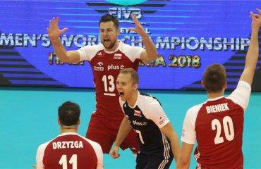 Польські волейболісти Кубяк і Бенек заробили штраф в 1400 євро чоловічий волейбол, чемпіонат світу-2018, збірна польщі, матеуш бенек, міхал кубяк, штраф