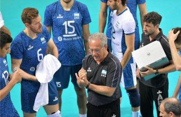 Веласко через дискваліфікацію пропустив матч із Сербією чоловічий волейбол, хуліо веласко скандал, відео, чемпіонат світу-2018. чоловіча збірна аргентини