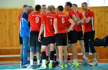 Завершився І етап Кубку України 2018\19 чоловічий волейбол, кубок україни 2018\19, вища ліга перший етап, чоловічі команди, результати перших матчів