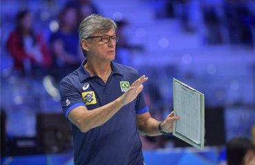 Тренер сборной Бразилии дисквалифицирован мужской волейбол, сборная бразилии, ренан даль зотто, дисквалификация