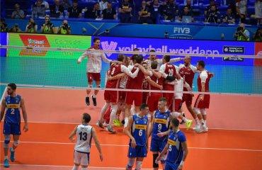 У півфіналі чемпіонату світу зіграють США - Польща і Бразилія - Сербія чоловічий волейбол, чемпіонат світу-2018, фінал шести, італія, польща