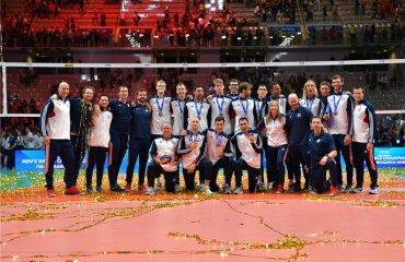 Збірна США стала бронзовим призером чемпіонату світу-2018 чоловічий волейбол, чемпіонат світу-2018, матч за третє місце, сша, сербія, меттью андерсон