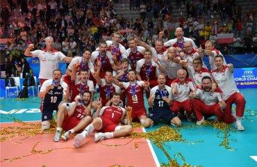 Польща виграла чемпіонат світу-2018 чоловічий волейбол, чемпіонат світу-2018, фінал, бразилія польща